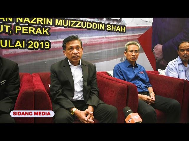 Majlis Pelancaran Buku Kajian Semula Pelan Strategik, Jabatan Perikanan Malaysia (DOF) 2019-2020 ~ 29 Julai 2019