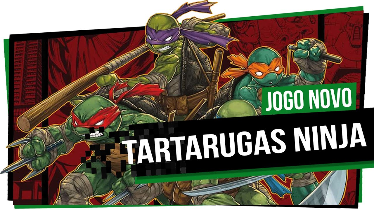 tartarugas ninja trailer do jogo youtube