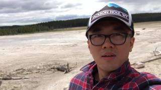 黄石盐湖城拱门国家公园马蹄湾科罗拉多大峡谷拉斯维加斯51区之旅