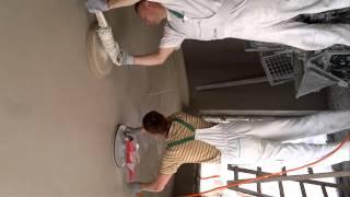 Tynki cementowo wapienne zacierane na gładko
