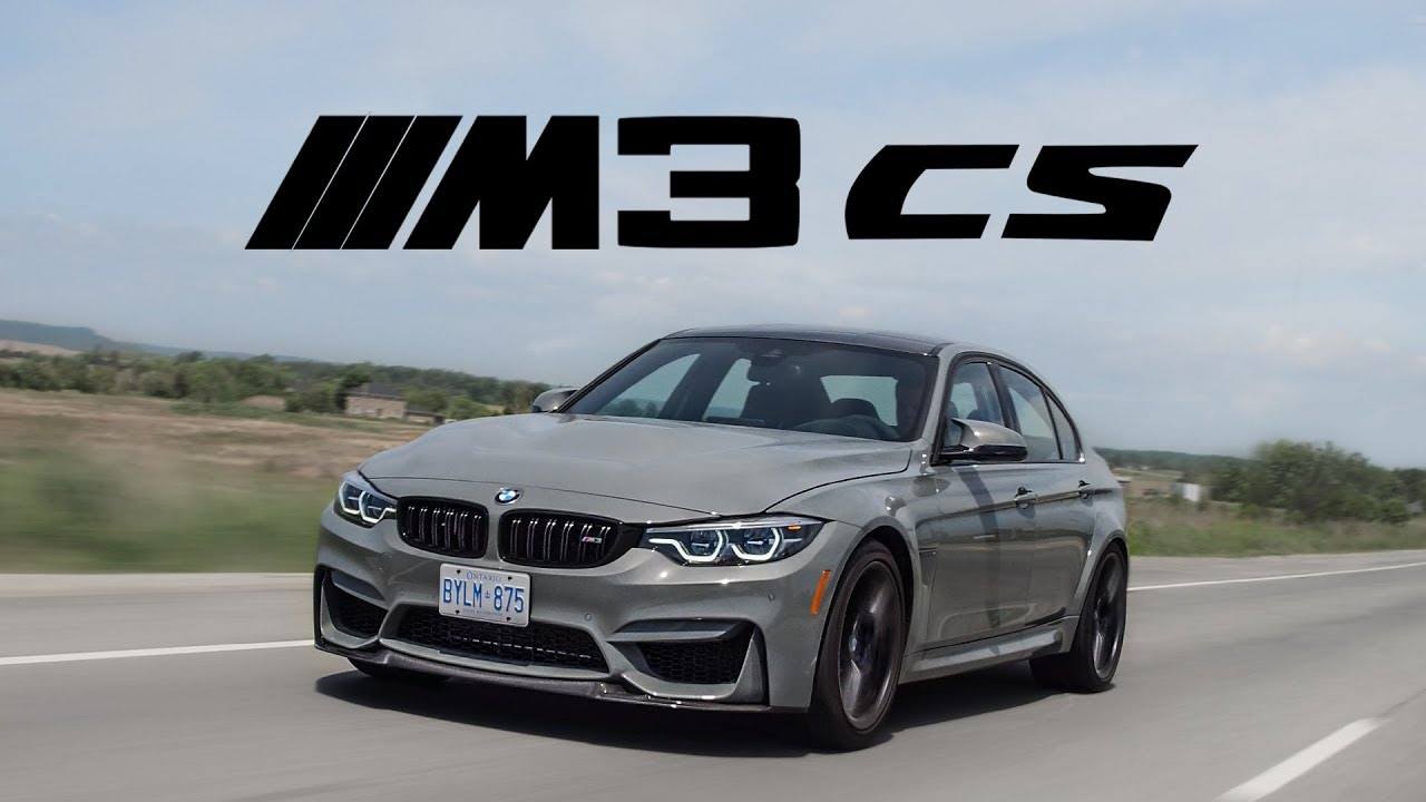 2018 BMW M3 CS Review