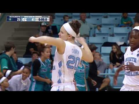UNC Women's Basketball: Balanced Scoring Propels UNC Over Seahawks, 86-60
