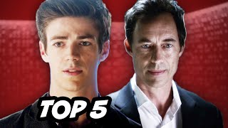 The Flash Episode 3 - TOP 5 Comic Book Easter Eggs