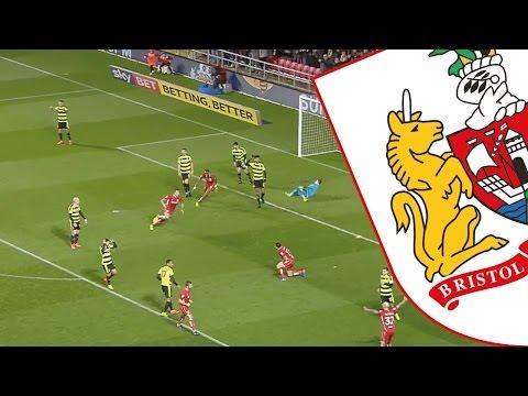 Highlights: Bristol City 4-0 Huddersfield Town