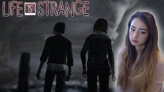 I CANT DO THIS! (ending) - Life is Strange - Episode 5