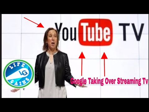Watch Live Tv and Cable Channels on Google! Youtube TV is here. Will it affect other Media Platforms