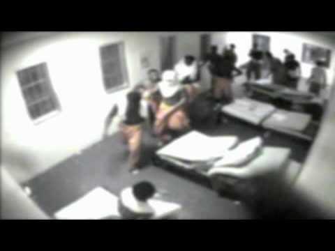 Riot at juvenile detention center