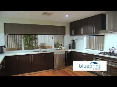 Blueprint homes the wellstead display home perth youtube malvernweather Choice Image
