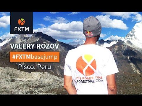 Valery Rozov climbs 5750m up Mount Pisco, Peru - FXTMbasejump Update