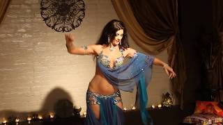 Emily Marie Belly Dance Live Music