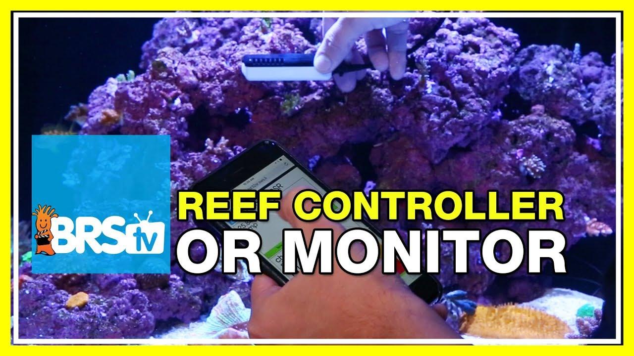 FAQ #43 Aquarium controller or reef monitor