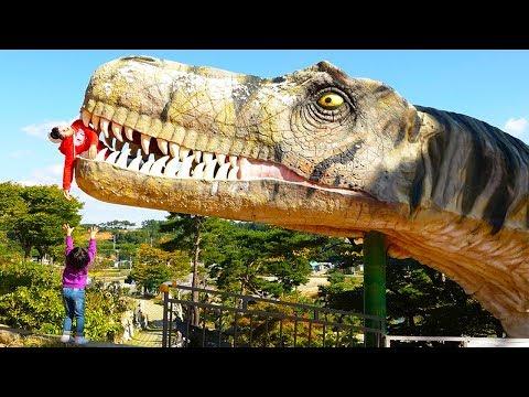 氤措瀸鞚挫潣 欹澕旮瓣车鞗� 韰岆韺岉伂 雴�鞚� Boram and Dinosaur Museum