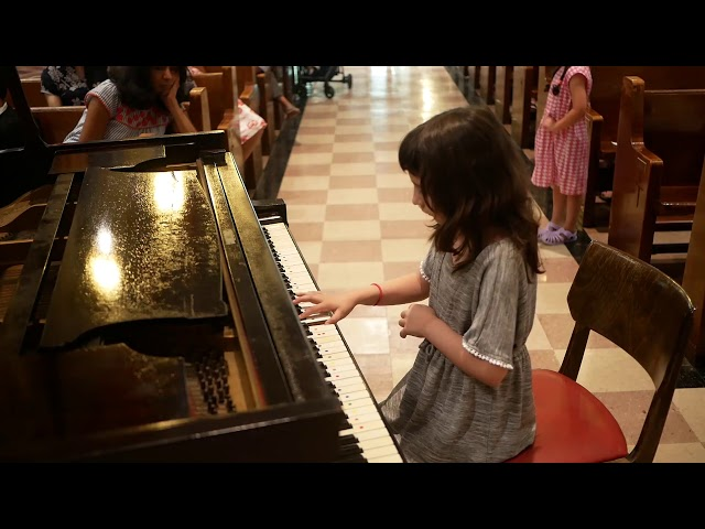 Fiona Spring Recital June 2019