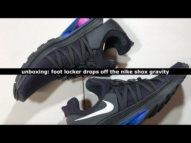 nike shox homme foot locker