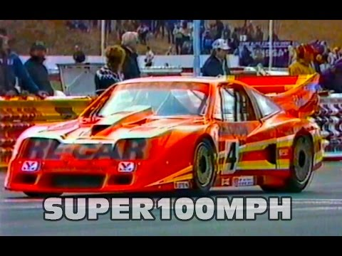 1984 AUSTRALIAN GT CHAMPIONSHIP R3 Calder