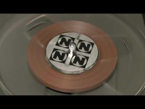 REELto REEL HQ BRIEAN BENNETT Chain Reaction / Digital Chickens SPACE FUNK Telefunken M28 Recorder