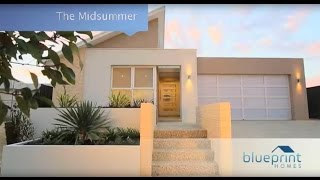Perth Display Homes: The Midsummer By Blueprint Homes.