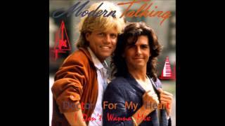 Modern Talking   Doctor For My Heart  I Don