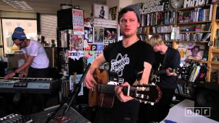Alt-J: NPR Music Tiny Desk Concert