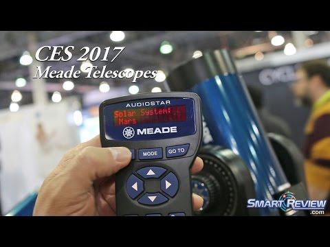 CES 2017 | Meade Telescopes  Latest Models Lineup 2017 | Total Eclipse | SmartReview.com