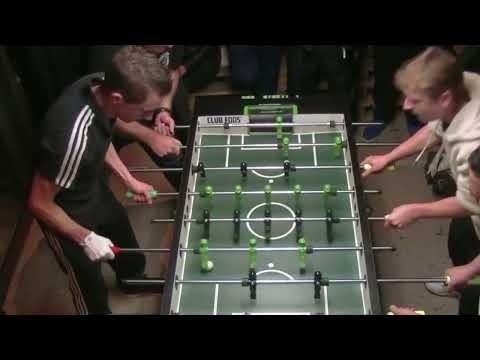 ITSF Amsterdam Final - Collignon/Correia vs Dost /Habets