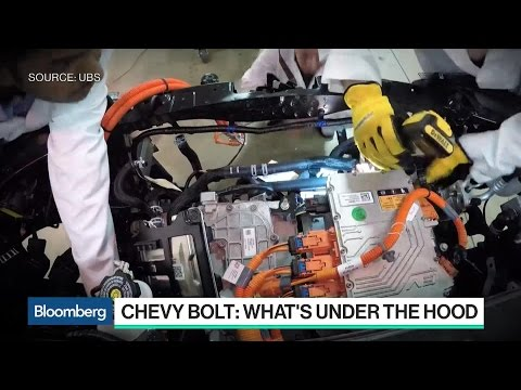 Going Under the Hood of the Chevy Bolt