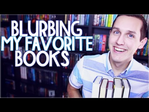BLURBING MY FAVORITE BOOKS!