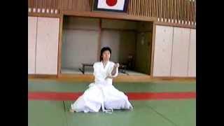 Shintaido Karate Tekki Nidan