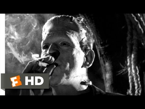 Bride of Frankenstein 310 Movie   Teaching the Monster Manners 1935 HD