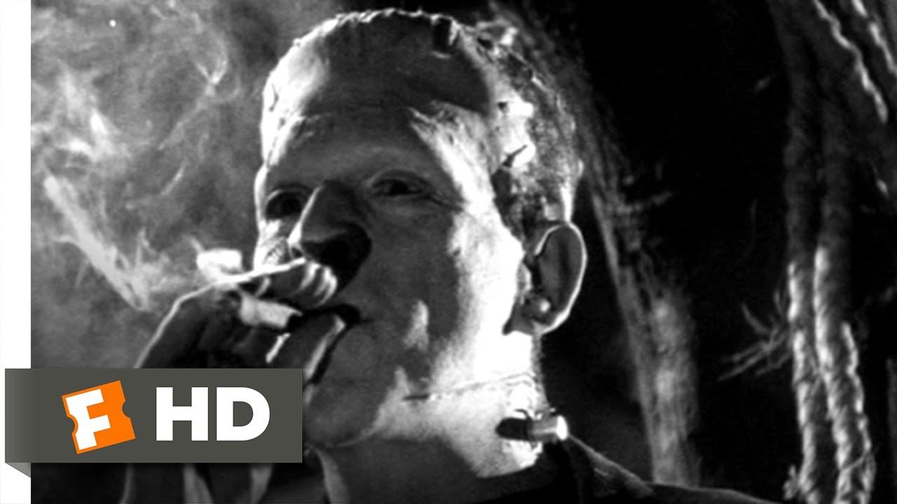 Bride Of Frankenstein 3 10 Movie Clip Teaching The Monster