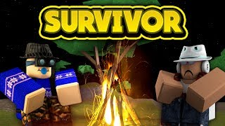 SURVIVOR IN ROBLOX! (ROBLOX Survivor Beta)