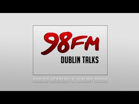 98FM Dublin Talks - Random Hour 07-02-17