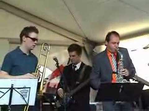 The Almighty Motherfunkers Jazz Bergen op Zoom