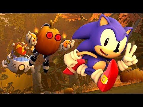 Sonic in Harvest Time Hazard [SFM 4K]