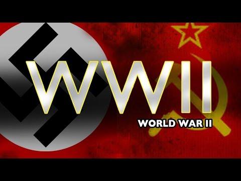 WWII - Hyökkäys Neuvostoliittoon OSA 2/3