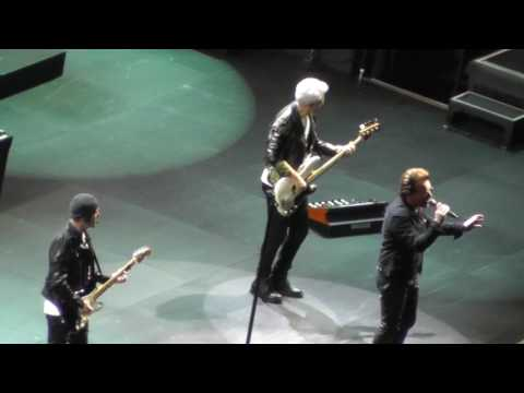 U2 6/25/17: 6 - I Still Haven't Found What I'm Looking For - Foxborough, MA