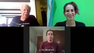 Entrevista con Philip Moss - Nos cuenta cómo fue armar una maratón mundial y  virtual de 24hs