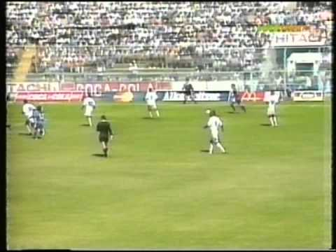 1992 November 1 El Salvador 4 Bermuda 1 World Cup Qualfiier