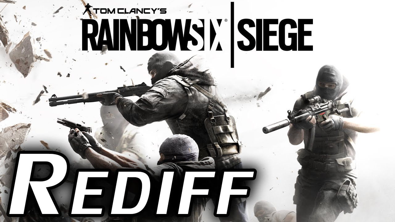 Non un bomber rainbow six siege beta avec les potes - Rainbow six siege disable bomber ...