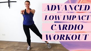 30 Minute Low Impact HIIT Workout – Fat Loss Enhancing HIIT Exercises with Low Impact – No Equipment