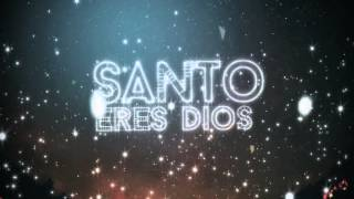 ZYX Worship |  SANTO SANTO  LYRIC VIDEO OFICIAL