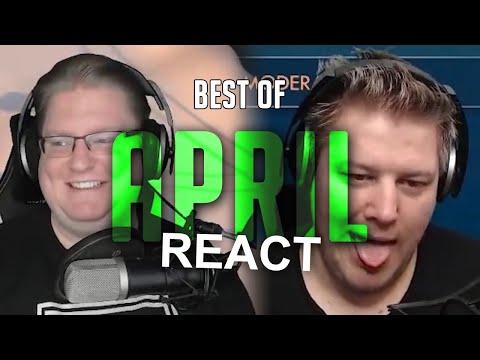 React: PietSmiet Best of April 2019