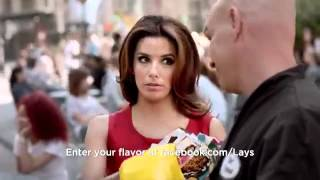 Jason Hurt Featured in Frito Lays Commercial with Eva Longoria and Chef Symon