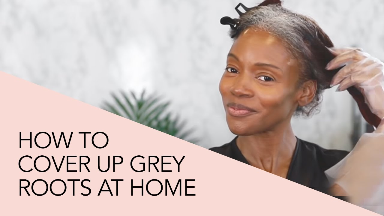 How To Achieve Excellent Gray Coverage With Ion Color Kits Youtube