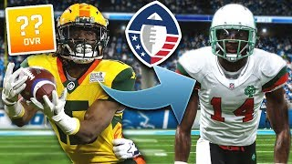 AAF star gets his NFL chance | Madden 19 The Rejects Franchise ep. 6 (s2)