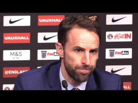 England 1-1 Italy - Gareth Southgate Full Post Match Press Conference - International Friendly