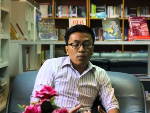Mekong Institute YGMS Professional Program Interview: Mr. UNG Malar