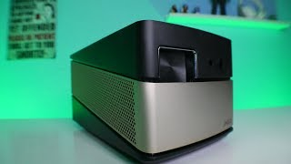 Best New 1080P Home Cinema Projector 2017 | JMGO V8 3D Projector Review
