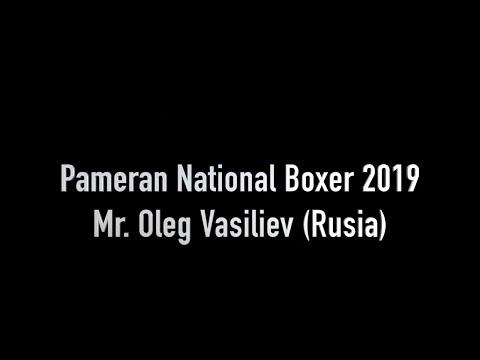 (Dog Show) KBI National Mr. Oleg Vasiliev - 20190628 International Dog Show IKK Jatim