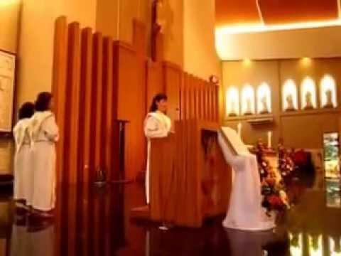 Mazmur Tanggapan: Aku Wartakan karya agungMu Tuhan PS.830 oleh Mimi di Plg.